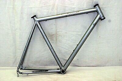 Shimano 24 Velocidad Clásicos Turismo Bicicleta de Carretera Marco M 56cm Casco