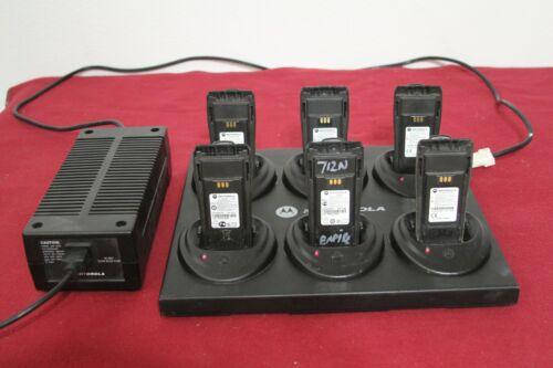 Motorola Gang Charger For CP200, PR400 model # WPLN4171A