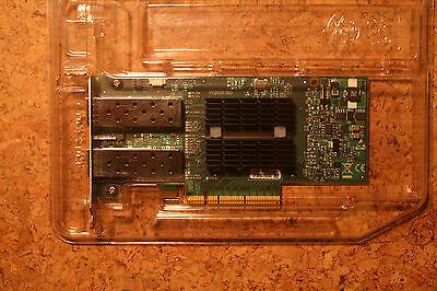 HP low profile 10GbE 2-Port Dual 518001-001 SFP+ 10Gbit Ethernet Mellanox