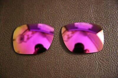Polarlens Rosa Polarisiert Ersatz Linsen für Oakley Holbrook Sonnenbrille
