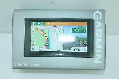 "Garmin - Drive 61 LM 6"" GPS Navigation System_US STOCK"
