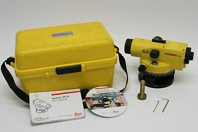Leica Runner 24 Automatic Optical Level