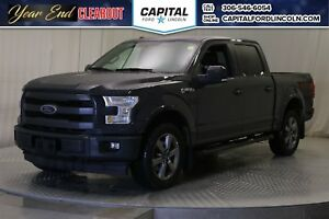 2017 Ford F-150 Lariat Sport Package
