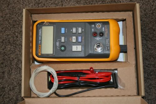 NEW OPEN BOX Fluke 719 100G Electric Pressure Calibrator, -12 to 120 psi