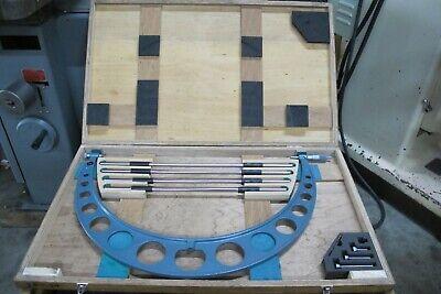 Mitutoyo 20-24 Interchangeable Anvil Micrometer No. 104-154