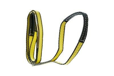 1 X 20 Ft Nylon Polyester Web Lifting Sling Tow Strap 2 Ply Ee2-901 Eye Eye