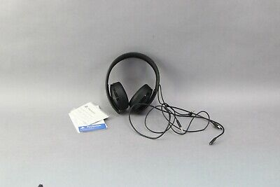 Sony Playstation Gold Wireless Stereo Headset- In Box missing wifi adaptor