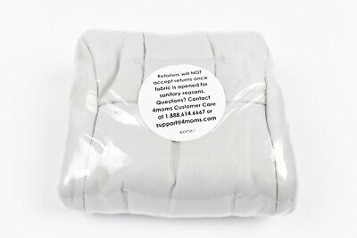 4Moms mamaRoo Infant Baby Swing Seat Fabric Replacement, GRAY Plush