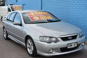 2005 Ford Falcon BA Mk II XR6 Sedan 4dr Spts Auto 4sp 4.0i Enfield Port Adelaide Area Preview