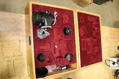 Wild Heerbrugg Microscope Parts