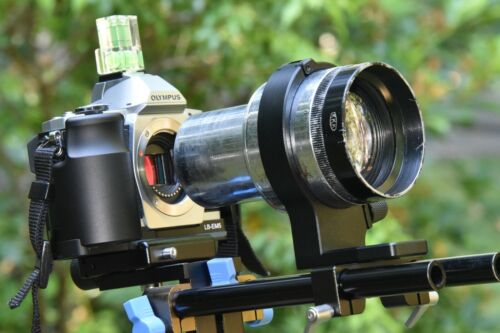 Kowa Prominar Projection lens 4.5 in (114mm) Tested Samples 272