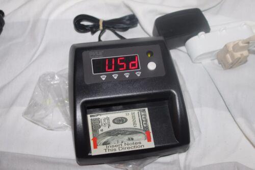 Pyle PRMDC40 Counterfeit Bill Detector