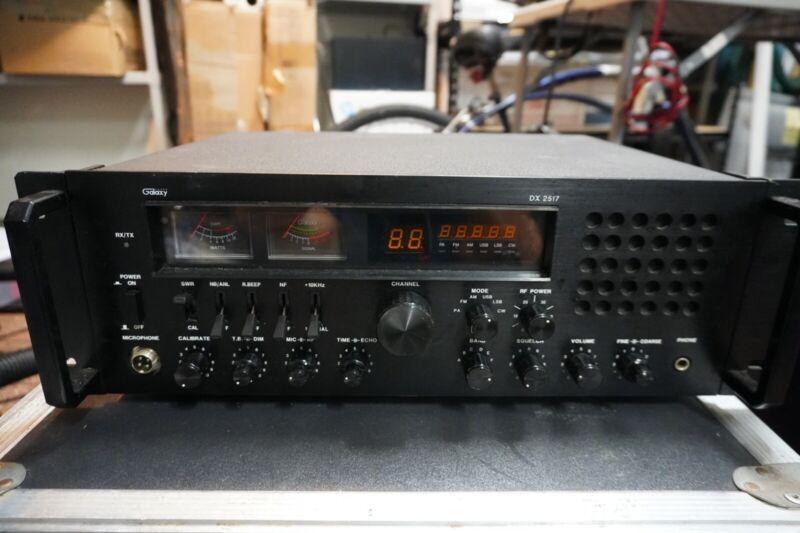 Galaxy DX 2517 CB Radio Base Station