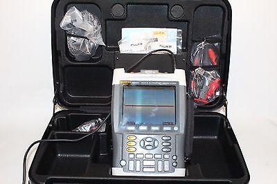 Fluke 199xray Medical Scopemeter 200 Mhz 2.5 Gss