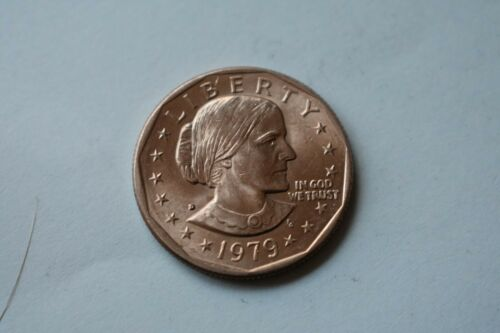 1979 D Susan B Anthony Dollar - Circulated