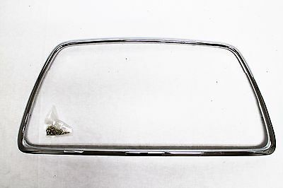 Used, 09-15 Mitsubishi Lancer Ralliart Sportback Bumper Grille Chrome Mould 6400B398 for sale  Cumming
