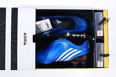 pretty nice 657a2 4e924 Adidas Tunit F50 i US11.5 FG Messi G02433 Limited Edition adiZero Predator  F50i