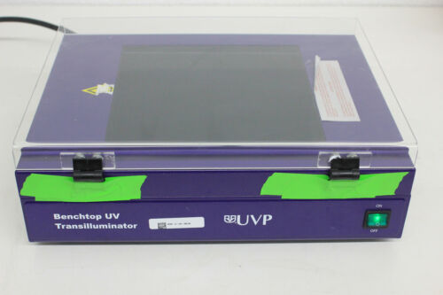 UVP Benchtop Single UV Transilluminator M-20, 302 NM UV