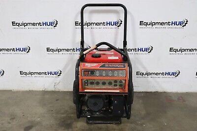 Milwaukee 4960-24 6000 Watt Honda Engine Gas Powered Generator