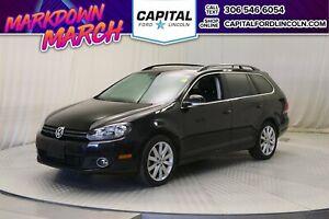 2014 Volkswagen Golf Wagon **New Arrival**