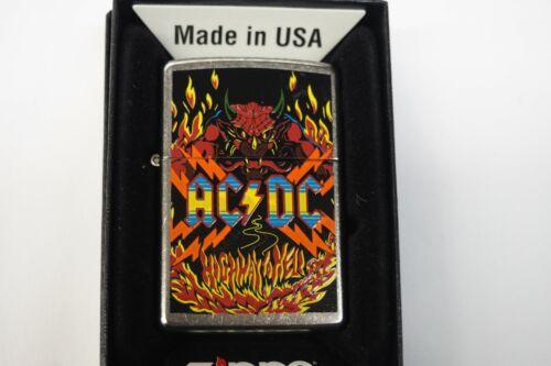 Retired   AC/DCHighway to Hell  Zippo Lighter