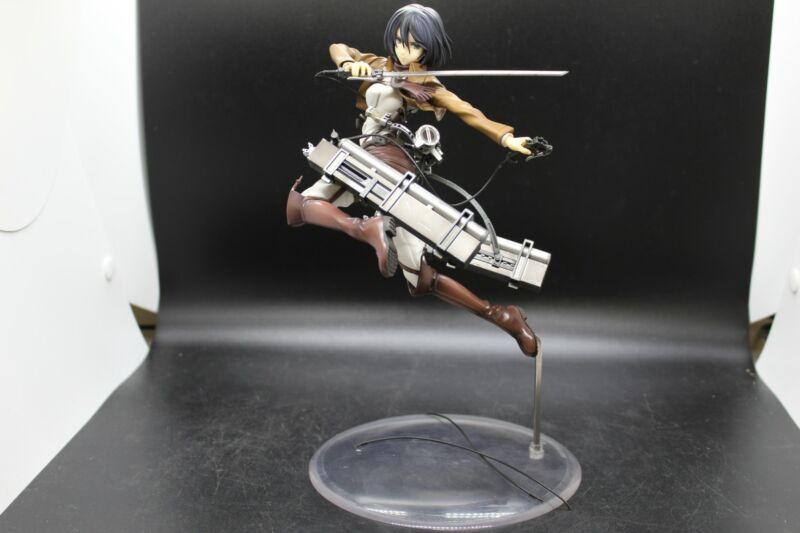 Attack on Titan Mikasa Ackerman 1/8 Good Smile Company PVC Figure - USED