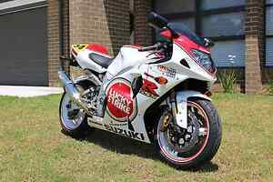 2001 Suzuki GSX-R1000 - With Blueslip Cessnock Cessnock Area Preview