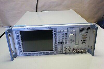 Rohde Schwarz Universal Radio Communication Tester Cmu 200 Cmu200