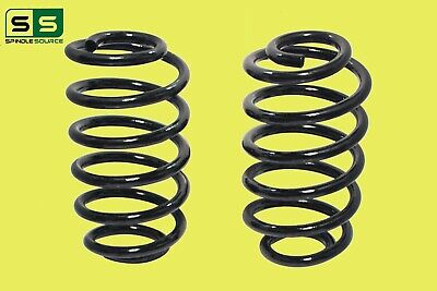 """2000 - 2006 Chevy GMC SUV 6"""" Drop Lowering Coils Springs Suburban Tahoe + MORE"""