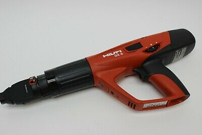 Hilti Dx 5 Powder Actuated Fastening Tool W X-5-460-f8 Attachment .