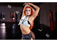 BECKY LYNCH 12x18 WWE MUGSHOT JAIL POSTER THE MAN RONDA ROUSEY WRESTLEMANIA 1