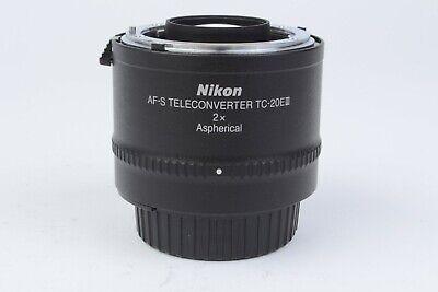 Nikon AF-S TC-20E III 2X Extender #J23734