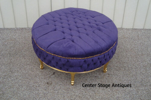 59835 Large Decorator Ottoman Footstool Stool