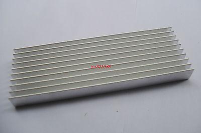 100x35x10mm HeatSink DIY Aluminum Heat Sink for LED Power Transistor