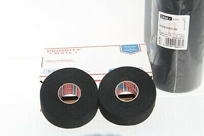 4 Roll Tesa 51608 Fleece Wire Cable Harness Tape 19mm X 25m Wiring Looms