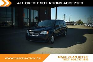 2013 Dodge Grand Caravan SE/SXT Block heater, Heated driver m...