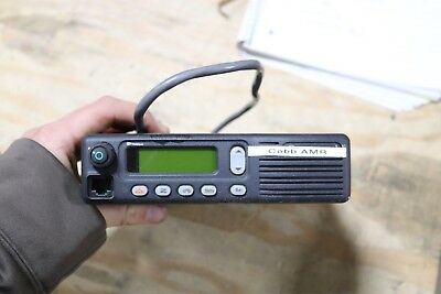 Motorola Mcs2000 Two-way Mobile Radio M01hx812w
