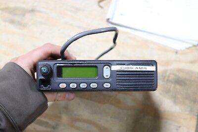 Motorola Mcs2000 Two-way Mobile Radio M01hx812w
