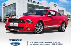 2008 Ford Mustang SHELBY BAS KM MANUEL CUIR