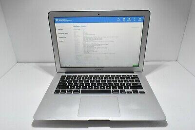 "13"" Apple MacBook Air A1466 i5 1.3GHz - 8GB - NO SSD - C02ML0M7F6T6"