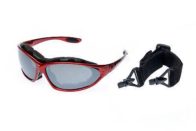 RAVS  Sportbrille für Tourer- Skianglauf , Bergwandern  mit SOFTBAG und Antifog