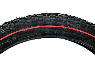"2X DURO 20/"" BMX Bicycle Bike Tyre 4963 Retro Vintage 20/"" x 2.125/"" BLUE"