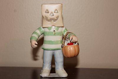 Lenox Last Minute Costume Halloween Figurine NIB