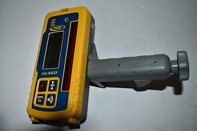 Trimble Spectra Precision Laser Hl450 Laserometer Kb105