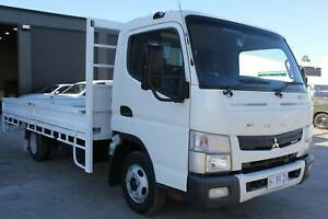 2011 Mitsubishi Canter Fuso Mowbray Launceston Area Preview