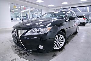 2015 Lexus ES 350 PREMIUM ES350, ONE OWNER, NON SMOKER