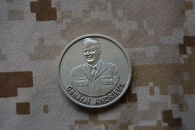 N°1 Médaille de coin militaire armée Andrieux Promotion 2008 école de l'Air