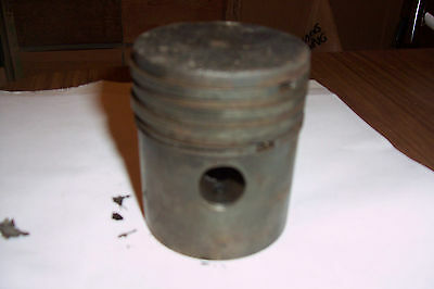 Fairbanks Morse Zd 2 H.p. Piston Z D Hit Miss Vintage Flywheel Engine Original