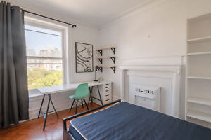 MODERN & TRENDY FURNISHED // CONCORDIA & MCGILL WELCOME :)