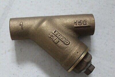 Legend S-15 1 Y Strainer Bronze